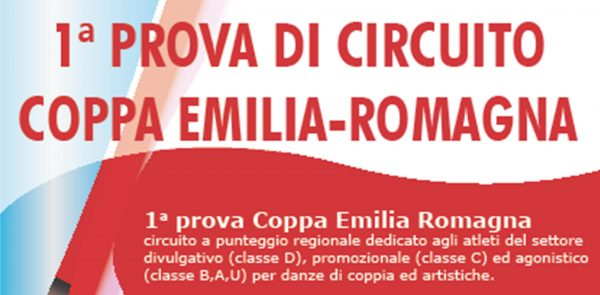 1a prova Coppa Emilia Romagna 2017