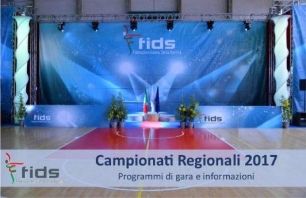 Campionati Regionali 2017