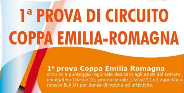 1a prova Coppa Emilia Romagna 2018