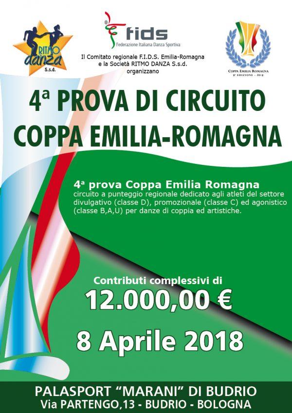 4a prova Coppa Emilia Romagna 2018