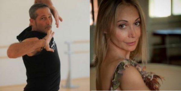Stage con Steve La Chance e Loreta Alexandrescu
